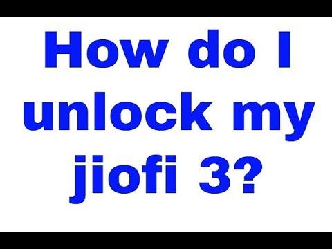 Jiofi unlock code | Reliance JioFi 3 JMR540 Wireless Router FAQs