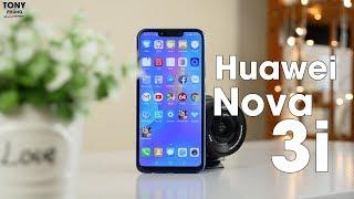 Huawei Nova 3i gây bất ngờ với thiết kế siêu đẹp và mức giá quá tốt