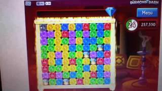 AI Diamond Dash Game In Facebook version demo