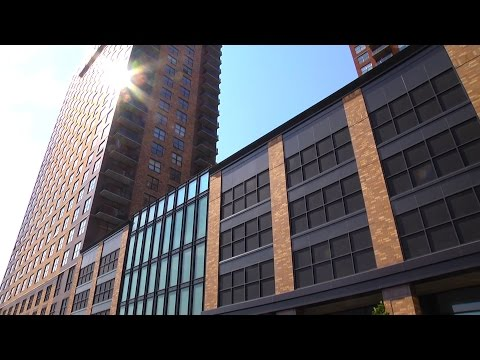 Downtown Jersey City Lofts