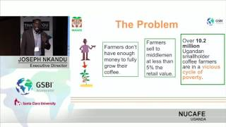 NUCAFE Executive Director's Presentation about the Farmer Ownership Model
