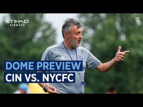 Dome Preview | Cincinnati vs. NYCFC