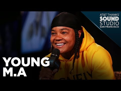 Young MA talks PettyWap , New Album Rumors, and Whos in Her DMs