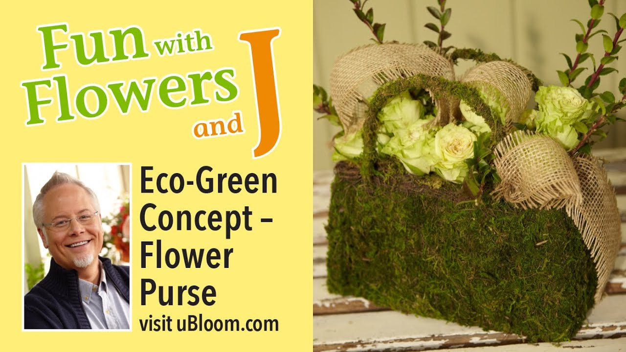 The Eco Green Concept From The Ubloom Trend Synthesis