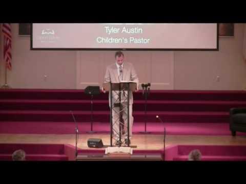 Open Bible Baptist Church -Sun AM-  Bro Tyler Austin 7-31-16
