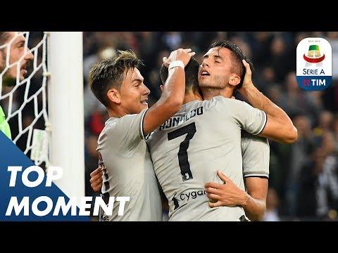 Bentancur Scores to Put Juventus Ahead | Udinese 0-2 Juventus | Serie A Mp3