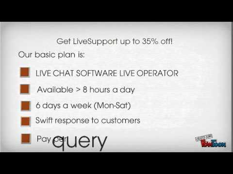 Live Chat Support Service In India! LiveSupport24Hours.com