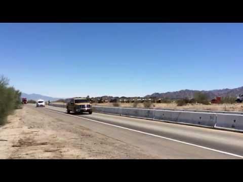 Caltrans District 8 opens I-10 EB/WB near Desert Center in 5 days