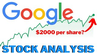 Google stock: is stock a buy? $2000 per share?! | analysis (googl stock)