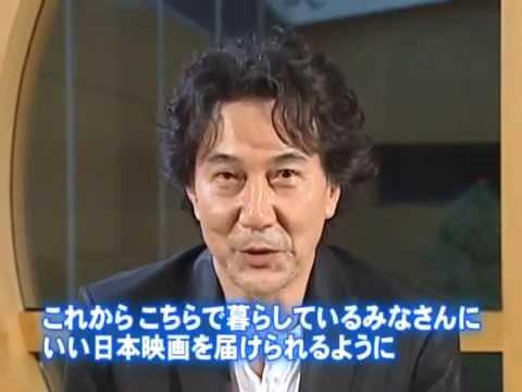 Koji Yakusho Interview / 役所広司さんインタビュー