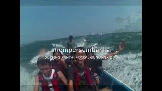 Surfing Pantai Krakal Gunungkidul