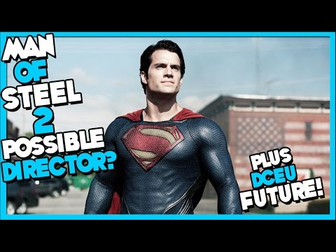 Man of Steel 2 Might have Its New Director? PLUS DCEU Future Looks Bright?