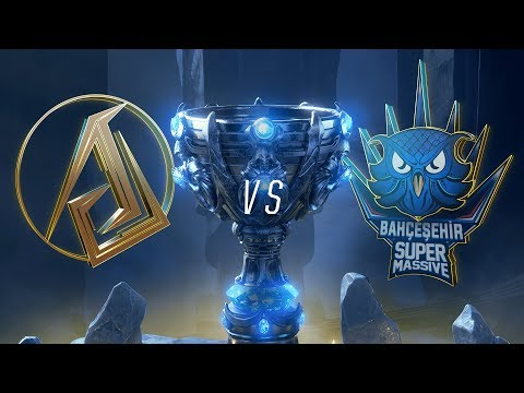 ASC vs. SUP | Play-In Groups | 2018 World Championship | Ascension Gaming vs. SuperMassive (2018)