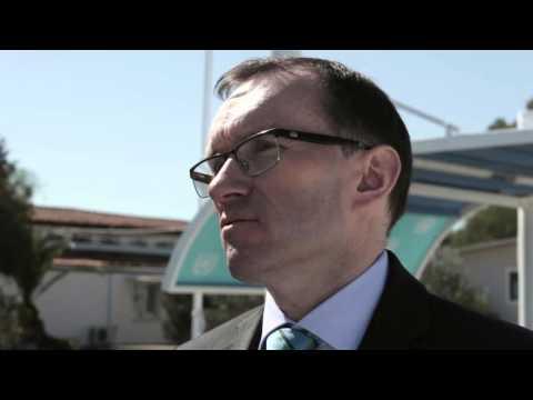 Special Adviser to the UN Secretary-General on Cyprus, Espen Barth Eide #IWD