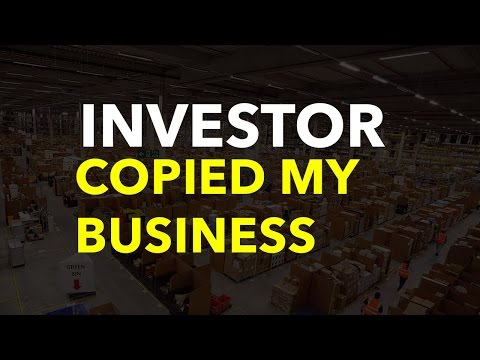 My Investor Copied My Business After Meeting – The Real Hijacker