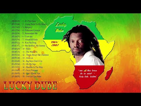 Lucky Dube Best of Greatest Hits (Remembering Lucky Dube) Mix |  Mp3 Download
