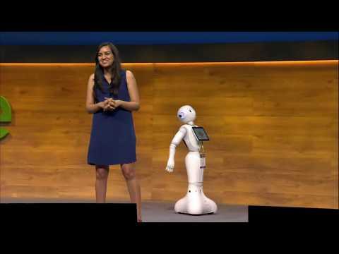 Sage Summit UK 2017 - Kriti Sharma and AI technology