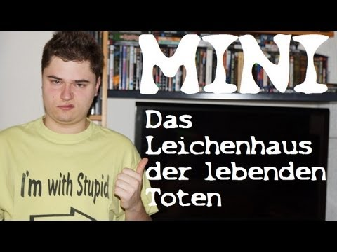 /mini\ DAS LEICHENHAUS DER LEBENDEN TOTEN (Jorge Grau) / Playzocker Reviews 4.112m