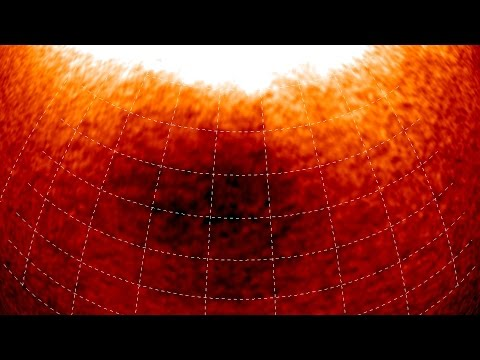 'Great Cold Spot' Discovered on Jupiter - University of Leicester