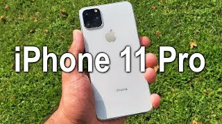 iPhone 11 Pro - Hands On