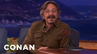 Marc Maron Gets Naked In
