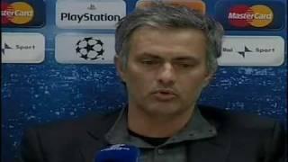 José Mourinho: 'Con il vostro silenzio avete costruito Calciopoli'.mp4 thumbnail