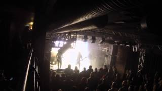 Krakow - Ten silent circles Live at Kvarteret 2015