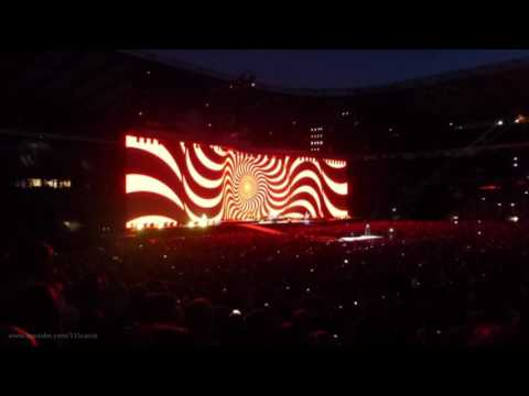 U2 - Vertigo @ Twickenham Stadium, London July 2017