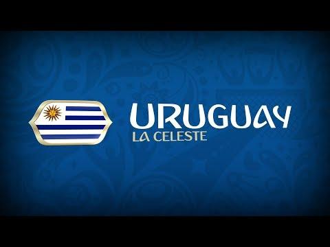 URUGUAY Team Profile – 2018 FIFA World Cup Russia™