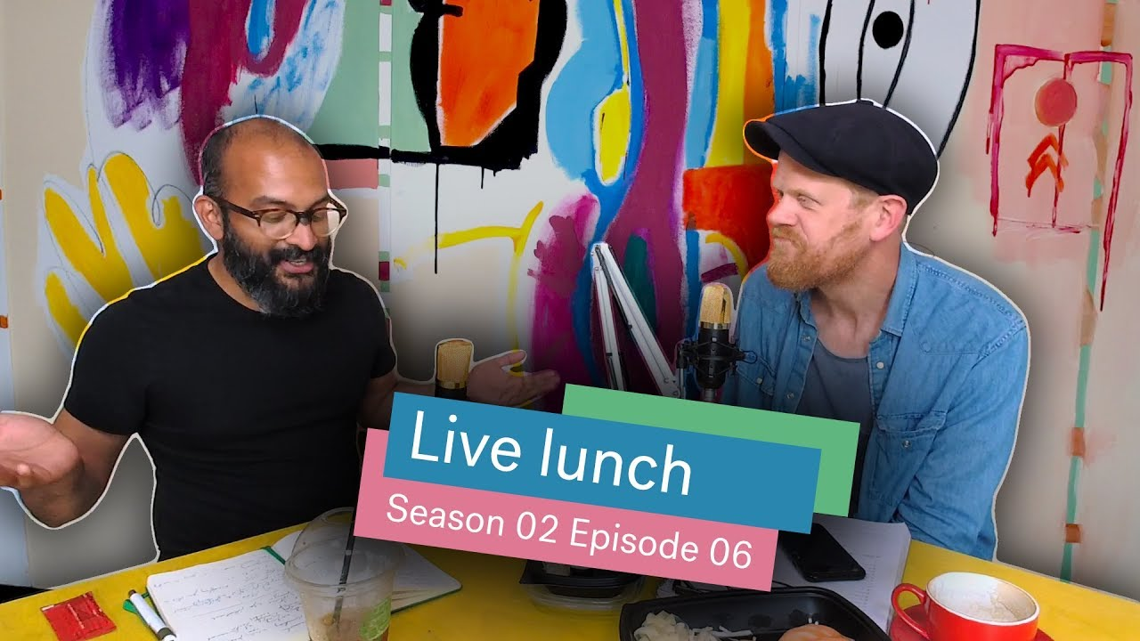 Come and See, Come and Die | #Livelunch Season 2 Episode 6 Cover Image