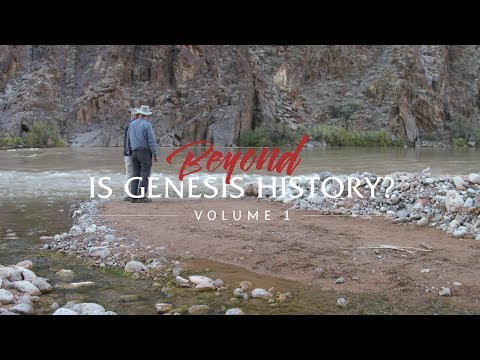 The Grand Canyon's Lack of Erosion : Beyond Is Genesis History? Clip