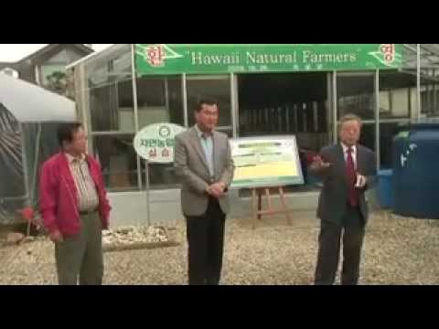 Natural Farming Learning Center in Korea
