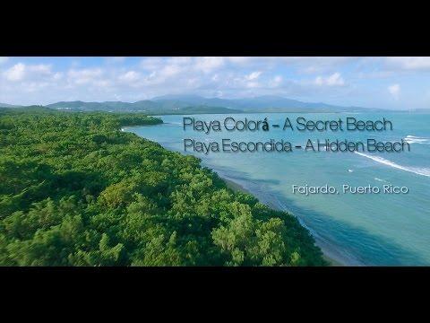 Seq_Playa Colorá y Playa Escondida: Fajardo, Puerto Rico
