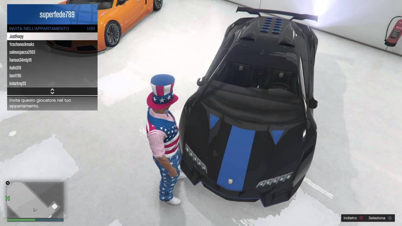Grand theft auto v il mio garage youtube for Progetta il mio garage