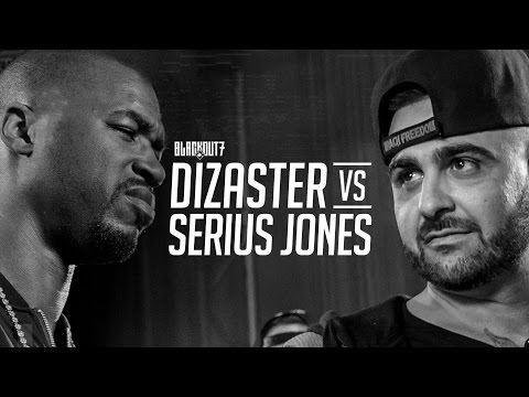 KOTD - Rap Battle -  Dizaster vs Serius Jones | #BO7