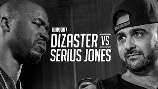 KOTD - Rap Battle -  Dizaster vs Serius Jones | #BO7