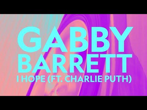 Charlie Puth - I Hope