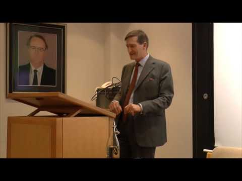 Brexit - the aftermath. Dominic Grieve QC MP at Wadham Human