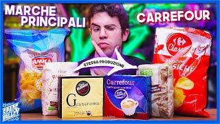 Supermercati VS. Marche Principali - CARREFOUR
