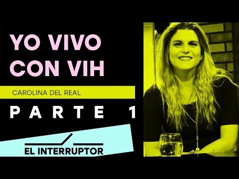 Carolina del Real vive con VIH y es increíblemente inspiradora