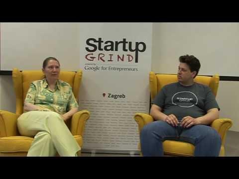 Startup Grind Zagreb - Anita Busic - Bodyrecog
