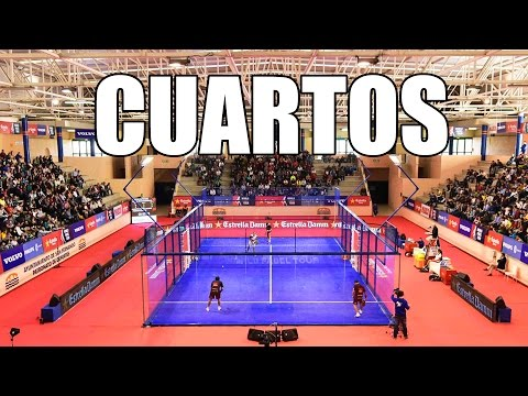 Cuartos de Final | Torneo World Padel Tour (2015) San Fernando Open
