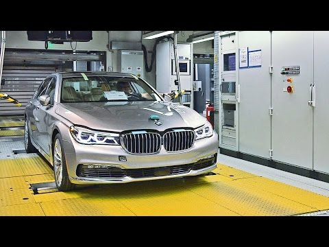 ► 2016 BMW 7 Series PRODUCTION