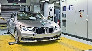 BMW 7 Series (2016) PRODUCTION thumbnail