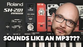 Download Bad Gear - Roland SH-201 - The MP3 Synth??? (feat. Alex Ball)