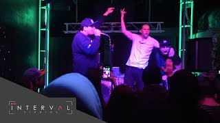 REL VS. MARQZ (New Year New Body) Rap Battle