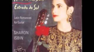 Sharon Isbin - Villa Lobos - Sentimental Melody