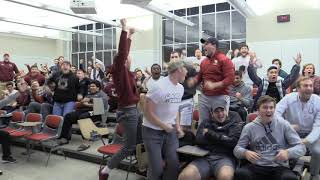 MIT Football Celebrating a Berth in the 2018 NCAA Division III Tournament!
