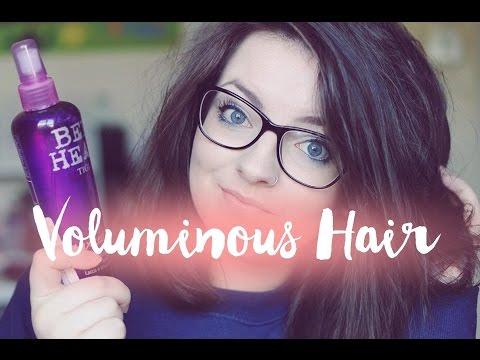 Messy Voluminous Hair! | MissBriony