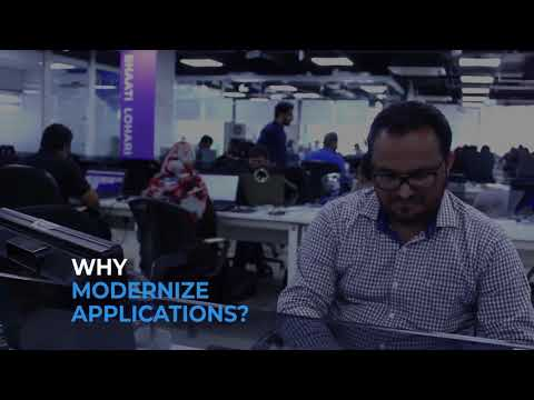 Modernizing Applications With Technology Services